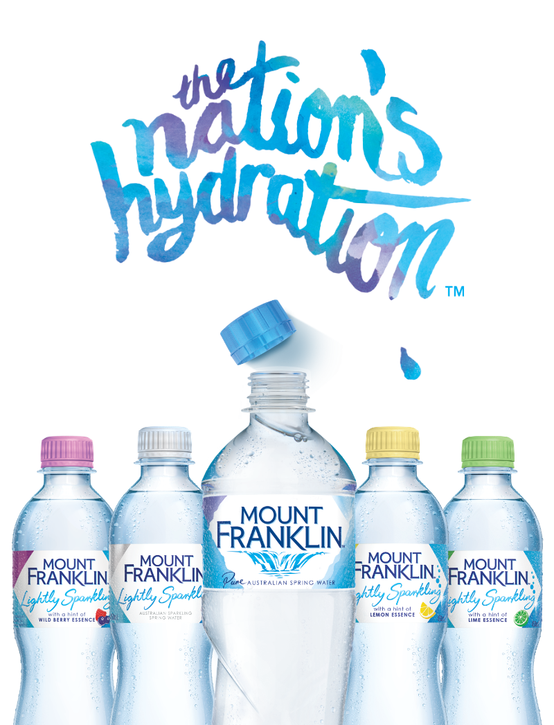 Mount Franklin The Nation's Hydration