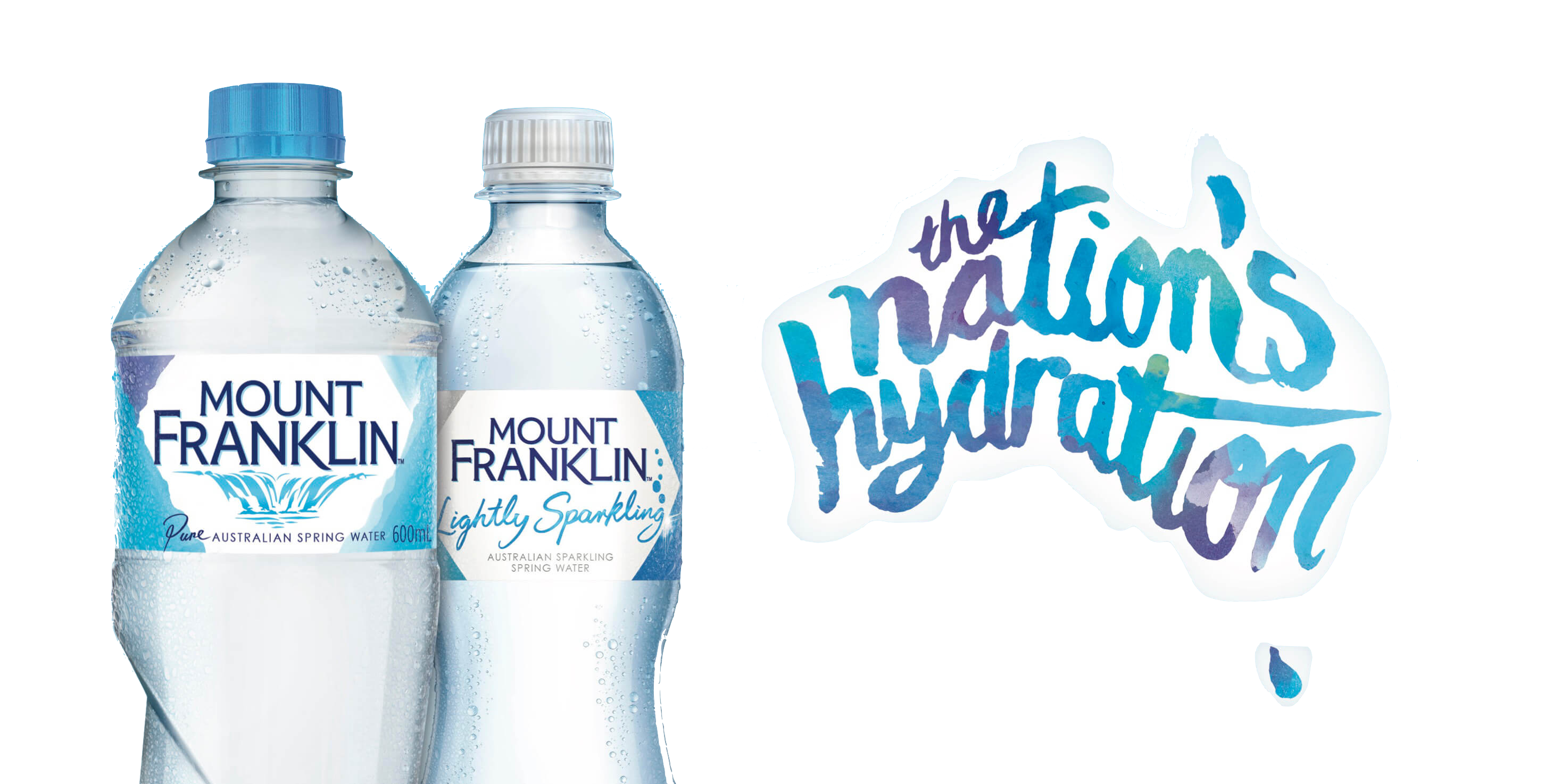 Mount Franklin Water - the nation's hydration