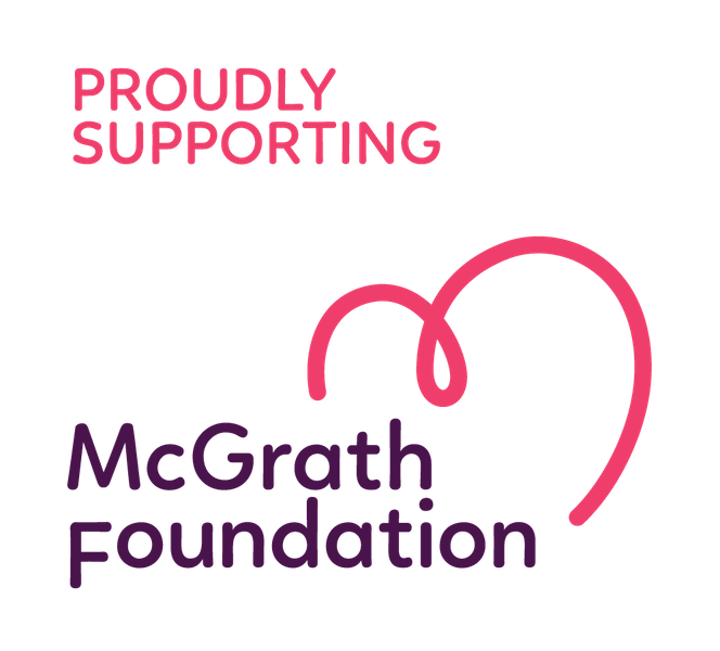 Hydrate. Donate. Feel Great - McGrath Foundation