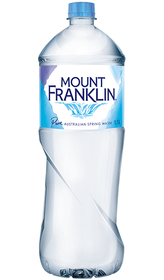 Mount Franklin Water